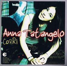ANNA TATANGELO CORRI CD SINGOLO SINGLE cds