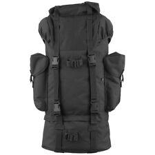 Brandit 65L Bw Armée Allemande Combat Backpack Sécurité Police Nylon Sac À Dos N