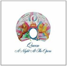 QUEEN - A NIGHT AT THE OPERA: CD ALBUM (2011 DIGITAL REMASTER)