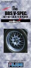 Fujimi Models 1/24 17inch BBS V-Spec Wheels & Tyres Set (4 Wheels with Tyres)