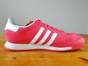 Adidas Samoa Women's Athletic Running Shoes Pink Size 7 (SHW 675001) Classic
