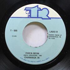 Hear! Latin Jazz 45 Charanga '77 - Chica Boom / Musica Y Ambiente On Tr
