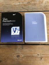 Microsoft Visio Premium 2010, Box, deutsche Vollversion mit MwSt-Rechnung