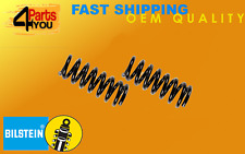 2x BILSTEIN BMW E39 5 SERIES TOURING   COIL SPRINGS REAR SUSPENSION