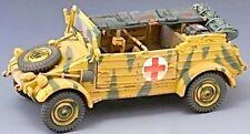THOMAS GUNN WW2 GERMAN SS023A MEDICAL KUBELWAGEN NORMANDY VERSION MIB