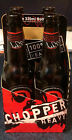CHOPPER HEAVY - COLLECTABLE CHOPPER READ 4 PACK BEER BOTTLES