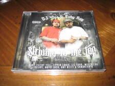 Norteno Rap CD DJ 40oz & Baby Ray - Striving to the Top - Lil Toro Filthy Fill