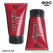 2X JOICO ICE Erratic Hair Molding Clay 100ml styling product