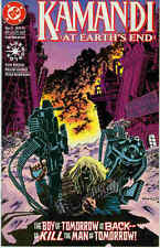 Kamandi at Earth 's End # 1 (of 6) (Elseworlds series) (Estados Unidos, 1993)