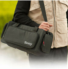 Professional Camcorder Shoulder Bag Handbag For Sony 190P 198P FX1000E Z1C V1C