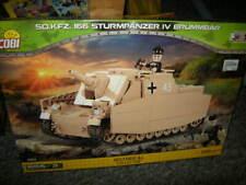 COBI Historical Collection SD.KFZ. 166 Sturmpanzer IV Brummbär Nr. 2514 in OVP