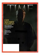 TIME Magazine~CAN BAD MEN CHANGE? SEX CRIMES AND THERAPY+EL CHAPO~May 21, 2018