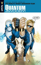 Quantum and Woody Volume 1: The World's Worst Superhero Team, Good Condition Boo