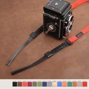 Leather Cotton Neck Shoulder Strap Belt for Rollei Rolleiflex TLR Film Camera