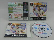 Konzept Fussball 3 ps1 Playstation 1 komplett PAL