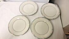 """Lot 4 Royal Doulton Vogue Sophistication #TC1157 Disc 1984 Pattern 6 1/2"""" Plates"""