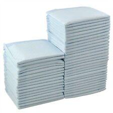 100 Stück Krankenunterlagen Einmal Wickelunterlagen Inkontinenzunterlagen 60x90