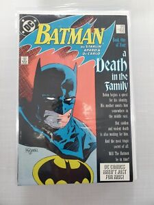 BATMAN #426 DC Comics A DEATH IN THE FAMILY - 1ST PRINTING