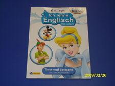 Ich lerne Englisch mit Liedern und CD - Disney English - Uhr- und Jahreszeiten