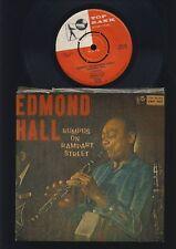 Edmond Hall - Rumpus On Rampart Street - EP 7 Inch- SWEDEN