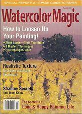 Watercolor Magic, Autumn 2001