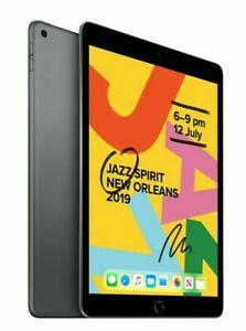 "NEW Apple iPad 7th Generation 10.2"" 32GB Wi-Fi Tablet - Space Grey"