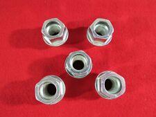 DODGE CHALLENGER CHARGER RAM Drag Wheel Lug Nut Set of 5 NEW OEM MOPAR