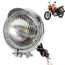 "Universal 5"" Motorcycle Motorbike Black Headlight LED Front Light Headlamp"