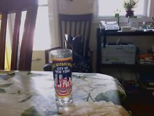 New York Fire Department BAR SHOT GLASS