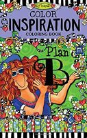 Color Inspiration Coloring Book (Perfectly Portable Pages) (On-The-Go Coloring B
