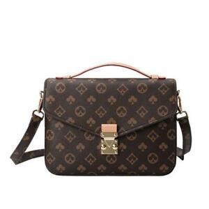 Designer Bag Luxury Brand Leather Handbags Vintage Genuine Tote Women Bag