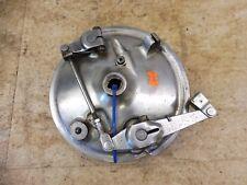 1969 Honda CB350 CL350 Twin H353-1' front wheel hub drum brake plate