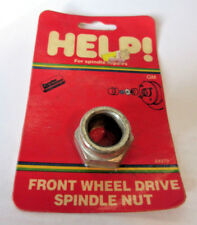 Help 04970 Spindle Nut - For 80-11 GM / 86-07 Ford - M20-1.5 30mm hex 615-089