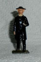 "Johillco (John Hill) Vintage Lead ""Vicar"" Excellent Condition Free Ship Lot B"