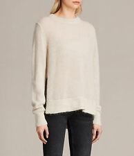 allsaints veny jumper (wk050l) lemon yellow size m for women