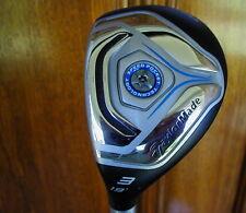 LH TaylorMade Golf 2014 Jetspeed #3 Hybrid / Utility 19* VELOX T STIFF flex LH