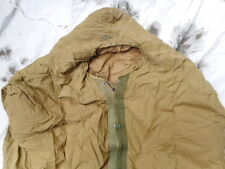 GENUINE US ARMY ISSUE M 1949 M49 DOWN FILLED SLEEPING BAG KOREA VIETNAM WAR