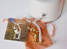 Swaroski Elephant Broach 1993 Member Piece