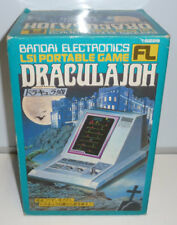 CONSOLE DRACULA JOH BANDAI LSI PORTABLE GAME TABLE TOP JAP BOXED 1981 RARE