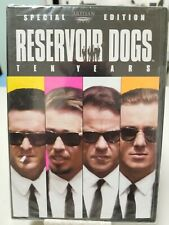 New listing Reservoir Dogs (Dvd, 2003, 10th Anniversary Special Edition- 2 Disc Set) New!