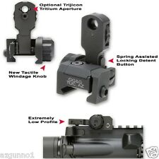 GG&G Multiple Aperture Sight with Locking Detent  #1006