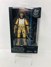 Star Wars Black Series Blue Line Bossk #10 Hasbro 2014 Bounty Hunter