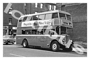 Bus Photograph W.ALEXANDER & SONS WG 9635 [R332] '61