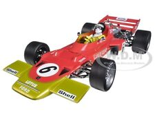 LOTUS 72C #6 JOCHEN RINDT 1970 FRANCE GP WINNER 1/18 DIECAST MODEL QUARTZO 18275