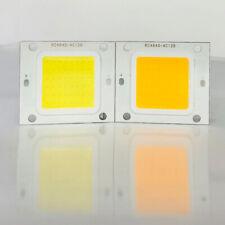 LED Chip DC 12V Cold/Warm White COB Lamp Bulb Diode DIY 10W-50W Panel Light