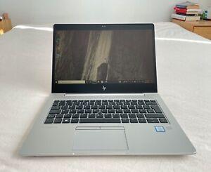 HP Elitebook 830 G5 Intel i7 1.8Ghz 512GB SSD 8GB RAM