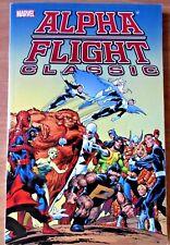 Alpha Flight Classic Vol 1, 2007