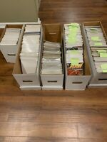 Comic Book Lot - DC Comics And Marvel Comic Book Mixed Lots