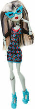 MONSTER High Frankie Stein Geek Shriek BAMBOLA DA COLLEZIONE RARO cgg94
