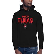 """Xolos de Tijuana """"Fuerza Tijuas"""" Premium Unisex Hoodie Size S M L XL & 2XL"""